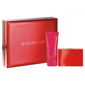 Gucci Rush woman set(30ml edt+50ml body lotion)