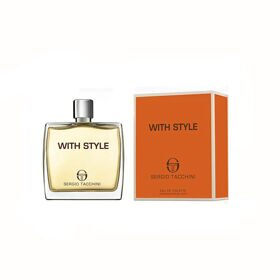 Sergio Tacchini With Style man 30ml edt