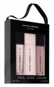 Narciso Rodriguez lady set (50ml edt+15ml гель д/душа+15ml лосьон д/тела)