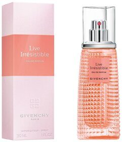 Givenchy Live Irresistible woman edp