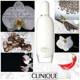 Clinique happy Aromatic in White woman 50ml edp