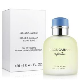 Dolce Gabbana Light Blue man 125ml edt ТЕСТЕР