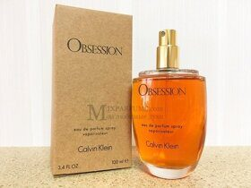 CK Obsession woman edp