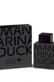 Mandarina Duck Pure Black man 50ml edt