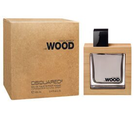 DSQUARED 2  He Wood man edt 100ml
