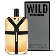 DSQUARED 2  He Wood Wild man edt 50ml