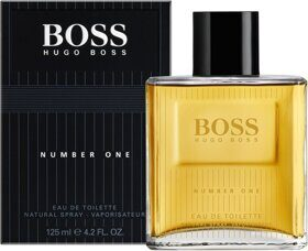 Hugo Boss Number One man