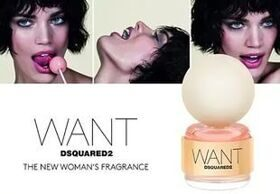 DSQUARED 2  She Wood Want woman edp 50ml