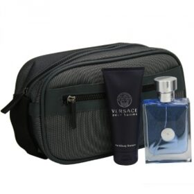 Versace pour homme  travel set(100ml edt+100ml гель д/душа)