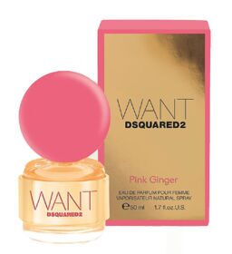 DSQUARED 2  She Wood Want Pink Ginger woman edp 100ml