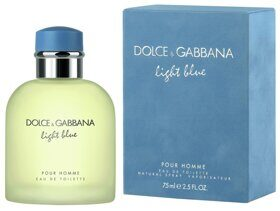 Dolce Gabbana Light Blue man