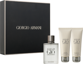 Armani Aqua Di Gio man set (100ml edt+75мл гель д/душа+75мл бальзам п/бр)