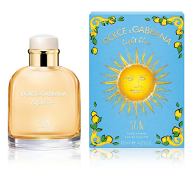Dolce Gabbana Light Blue Sun man