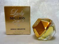 P. Rabanne 1 Million lady 5ml edp