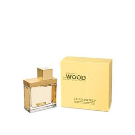 DSQUARED 2  Golden Light Wood woman 50ml edp