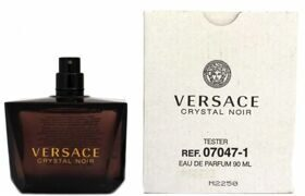 Versace Crystal Noir woman  90ml edp ТЕСТЕР