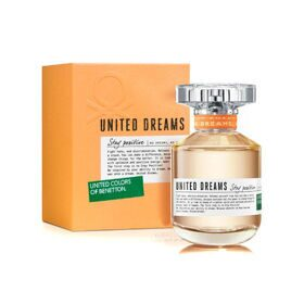 Benetton UD Stay Positive woman 80ml edt