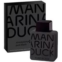 Mandarina Duck Pure Black man 100ml edt