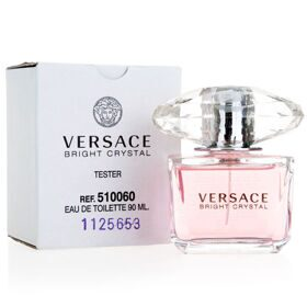 Versace Bright Crystal  woman 90ml edt ТЕСТЕР