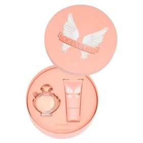P. Rabanne Olympea lady set (50ml edp+100ml лосьон д/тела)