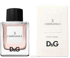 Dolce Gabbana 3 L'Imperatrice woman 50ml edt