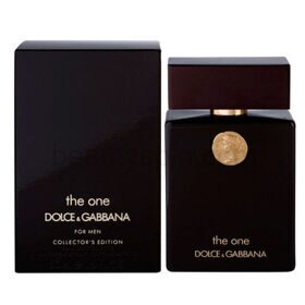 Dolce Gabbana The one man 50ml edt Collector's ed.
