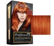 L`oreal Feria Preference т.Р78 паприка