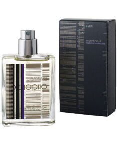 Molecules X-centric 01 unisex 30ml edt сменный блок