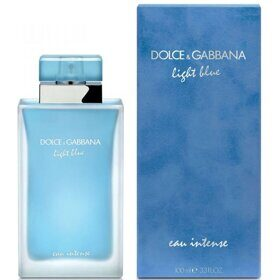 Dolce Gabbana Light Blue Eau Intense woman