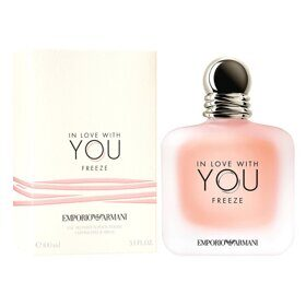 Armani Emporio In Love With You Freeze woman