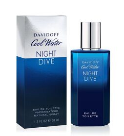 Davidoff CW Night Dive man