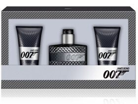 James Bond 007 man set (50ml edt+2*50ml гель д/душа)
