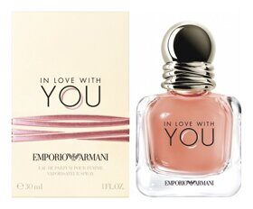 Armani Emporio In Love With You woman
