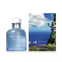 Dolce Gabbana Light Blue Beauty of Capri man 40ml edt
