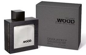 DSQUARED 2  Silver Wind Wood man 50ml edt