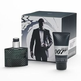 James Bond 007 man set (50ml edt+150ml гель д/душа)