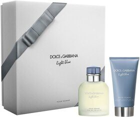 Dolce Gabbana Light Blue man set
