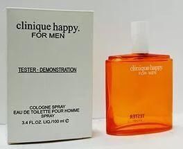 Clinique happy man 100ml edt ТЕСТЕР