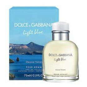 Dolce Gabbana Light Blue Discover Vulcano man 125ml edt